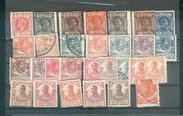 RIO DE ORO COLLECTION DE 29 TIMBRES NEUFS * ET OB. ENTRE 1905 ET 1915 TB RARES - Rio De Oro