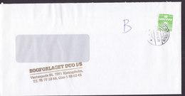 Denmark B-Economique Bogforlaget DUO Brotype IId EJSTRUPHOLM 1994 Cover Brief - Dänemark