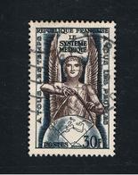 4. Okt. 1954 Internationaler Tag Für Maße Und Gewichte   Michel 1024  Gestempelt - Oblitérés