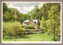 BRD - AK -  Waltersdorfer Mühle Im Polenztal Von 1960 - Deutschland