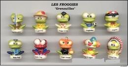 Série Complète - Les Froggies - 2008 - Other