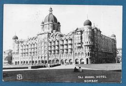 INDIA BOMBAY TAJ MAHAL HOTEL 1960 - India