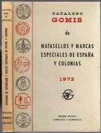 2 Catálogos De Matasellos Y Marcas Especiales De España Y Colonias Y Tema Mariano. - Spanje
