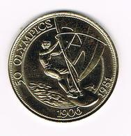 &  50  OLYMPICS  WINDSURFEN  1906-1981 - 3.000 EX. - Tokens Of Communes