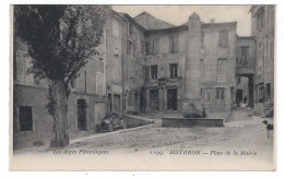 04  SISTERON  Place De La Mairie - Sisteron