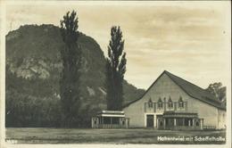 Allemagne - Singen - Hohentwiel Mit Scheffelhalle - Singen A. Hohentwiel