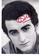 Photo Avec Autographe ( Dick Rivers ) - Photography