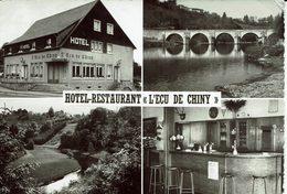 CHINY-HOTEL-RESTAURANT L'ECU DE CHINY-PROPRIETAIRES : ALEXANDRE ECHEMENT - Chiny