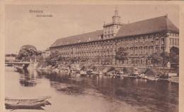 BRESLAU. UNIVERSITAT. C BENSCH. CIRCA 1900's. POLAND- BLEUP - Polen