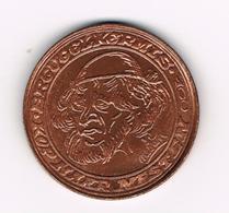 & BREUGELPENNING ONTWORPEN Door NESTEN 1982 - Souvenir-Medaille (elongated Coins)