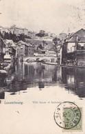 LUXEMBOURG - Ville Haute Et Faubourg Du Grund - Luxemburg - Stad
