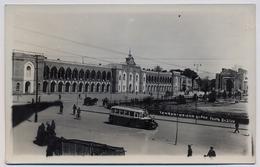 Téhéran TEHRAN  Sepah Square Bus  About 1940y. Photo Bastan        E315 - Irán