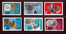Medals Prize Awards MNH 1968 Complete Set Of 7 Russia Sc 3534-3540 Mi 3559-3565 - Post