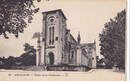 ARCACHON - Eglise Saint-Ferdinand - Arcachon