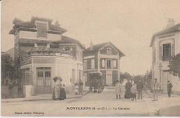 """91 (  Montgeron """".la Garenne  """" ) . - Montgeron"""