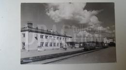 D159499 Finland Suomi -ROVANIEMI - Railway Station -train - 1959 - Finlandia