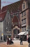 BRESLAU. ECKE ODER U NICOLAISTRASSE. FEDOR GRUNTHAL. CIRCA 1900's. POLAND- BLEUP - Polen
