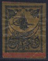 TURQUIA 1863 - Yvert #2 - MLH * - Nuevos