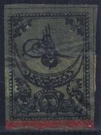 TURQUIA 1863 - Yvert #3 - MLH * - Nuevos