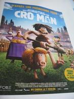 Affiche Cinéma Neuve 40x53 . CRO MAN - Other Collections