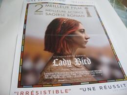 Affiche Cinéma Neuve 40x53 . LADY BIRD .( Réalisatrice GRETA GERWIG ) - Other Collections