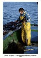 22 - LOGUIVY - Pêcheur - Pêche Aux Praires - 1986 - Carte Moderne - France