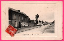 Gouzeaucourt - Le Bureau De Poste - Bureau Des Postes - Animée - Edit. RIBAUX - 1910 - Embossed - Marcoing