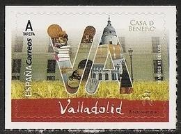 2018-ED. 5192 - 12 Meses, 12 Sellos. Valladolid -NUEVO - - 1931-Today: 2nd Rep - ... Juan Carlos I