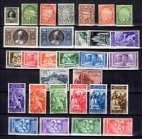 Vatican Belle Collection Neufs Et Oblitérés 1929/1949. Bonnes Valeurs. B/TB. A Saisir! - Vatican