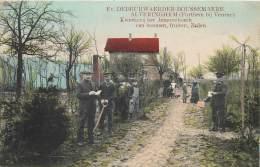 Alveringhem ( Forthem Bij Veurne ) -Dedeurwaerder Boussemaere  - Kweekerij Het Jeneverbosch Van Boomen Fruiten En Zaden - Alveringem