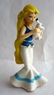 FIGURINE ASTERIX PLASTOY 2007 FALBALA BE (4) - Asterix & Obelix