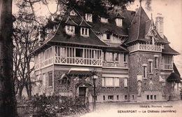 CPA 80 SENARPONT Le Chateau Derriére - France
