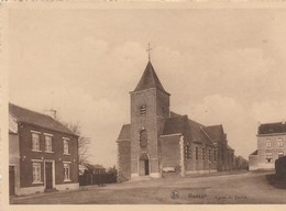 Ransart. Eglise Du Centre.---+scan--- - Belgium