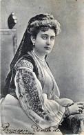 Montenegro - Princesse Royale Du Monténégro - Militza De Monténégro - Montenegro