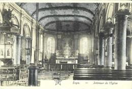 ENGIS -  Intérieur De L'Eglise - N'a Pas Circulé - Edition A. Begon-Herman - Engis