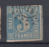 BAYERN. 3Kr. N° 314 - Bavière