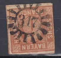 BAYERN. 6Kr. N° 317 - Bavière