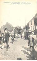 Chièvres - CPA - Huissignies - Fête Patriotique Du 12 Septembre 1920 - Chièvres