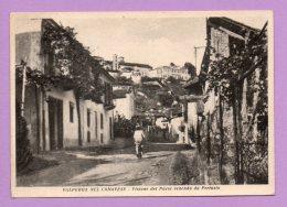 Valperga Nel Canavese - Visione Del Paese Venendo Da Pertusio - Italie