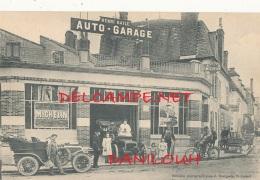 18 // SAINT AMAND MONTROND     AUTO GARAGE   HENRI BAILE  / ANIMEE - Saint-Amand-Montrond