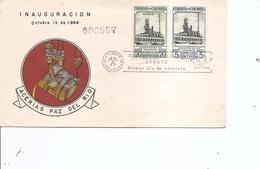 Colombie - Aciéries ( FDC De 1954 à Voir) - Colombia