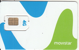 ARGENTINA - 4G, Movistar GSM(multi Sim), Chip 7, Used - Argentina