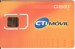 ARGENTINA - CTI Movil GSM(multi Sim), Chip 9, Mint - Argentina
