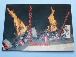 BEUVRAIGNES ( Somme ) MANIFESTATION ANNULéE / Bourse Cartes Postales( Louis BARBIER ) Anno 1988 ! - Bourses & Salons De Collections