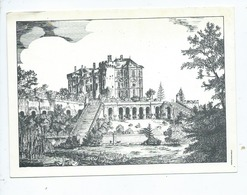 Carte Moderne , Verso Pas Carte Postale - Heilly , Château - France