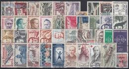 FRANCIA 1959 Nº 1189/1229 AÑO COMPLETO USADO - 1950-1959