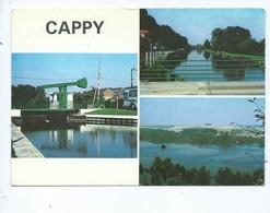 CPM  - Cappy   - Le Pont Mobile - Le Canal - Les étangs - France