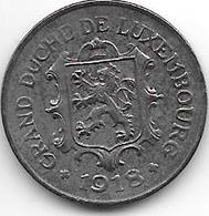 Luxembourg 10 Centimes 1918  Km 31 Unc  !!!!!! - Luxembourg