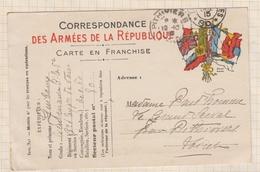 8AK1617 CORRESPONDANCE MILITAIRE LIEUTENANT GIBOUX POUR MME PRUDHOMME PITHIVIERS  8 10 1915 2 SCANS - War 1914-18