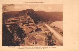 08 - Fumay - Ardoisières Dans Les Schistes De La Pénéplaine De L'Ardenne Avoisinant Le Bassin Houiller - Fumay